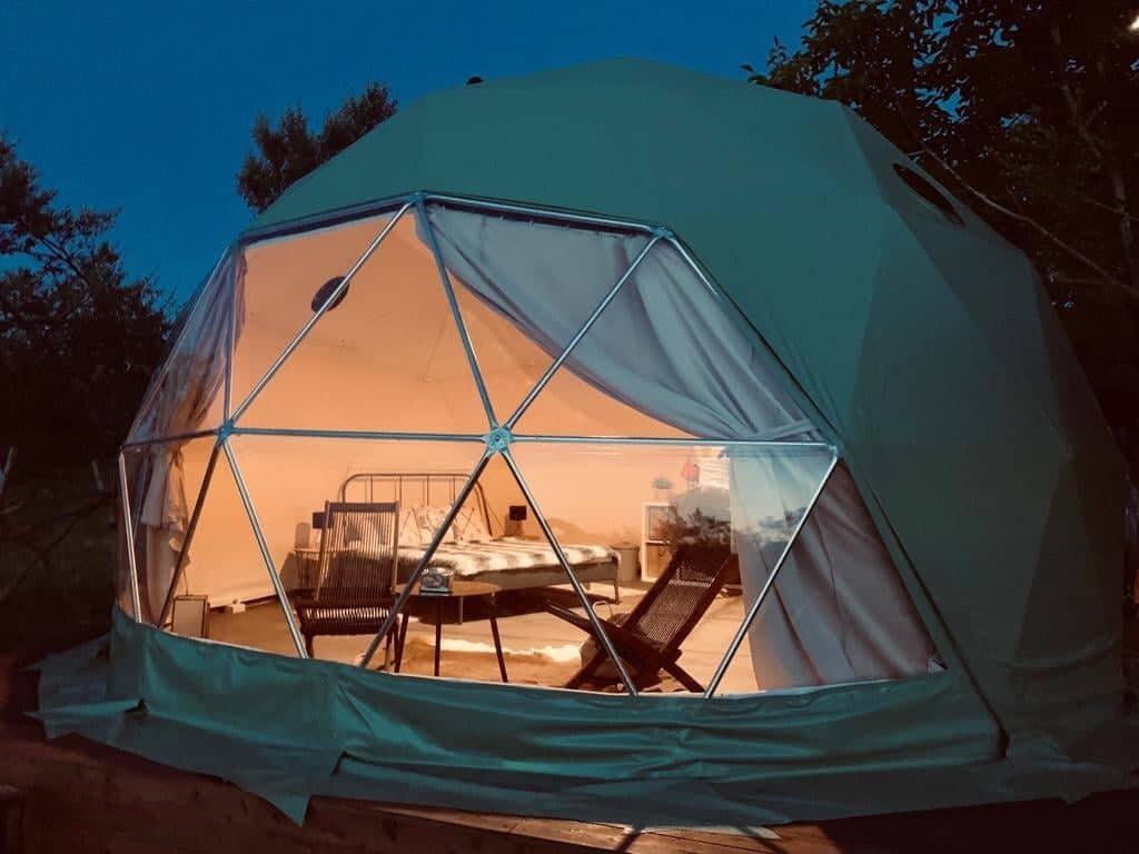 Dove dormire in un igloo in Italia