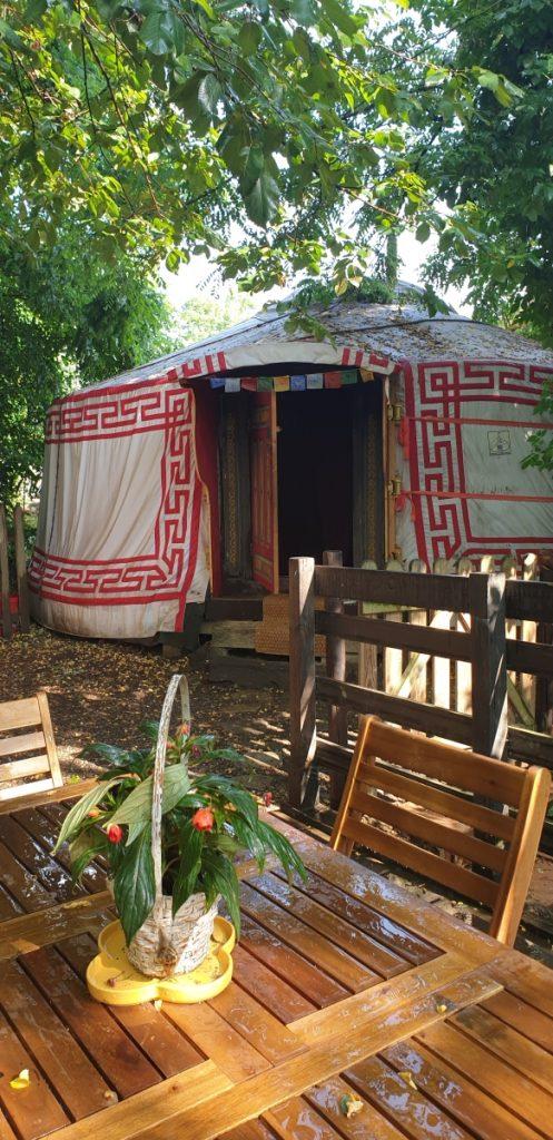 cosa fare in una yurta